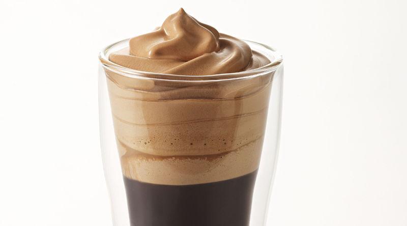 Gingerbread Cream on Coffee