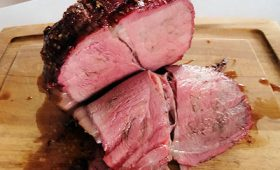 Marinade Injected Beef Roast (iSi injector tool recipe)