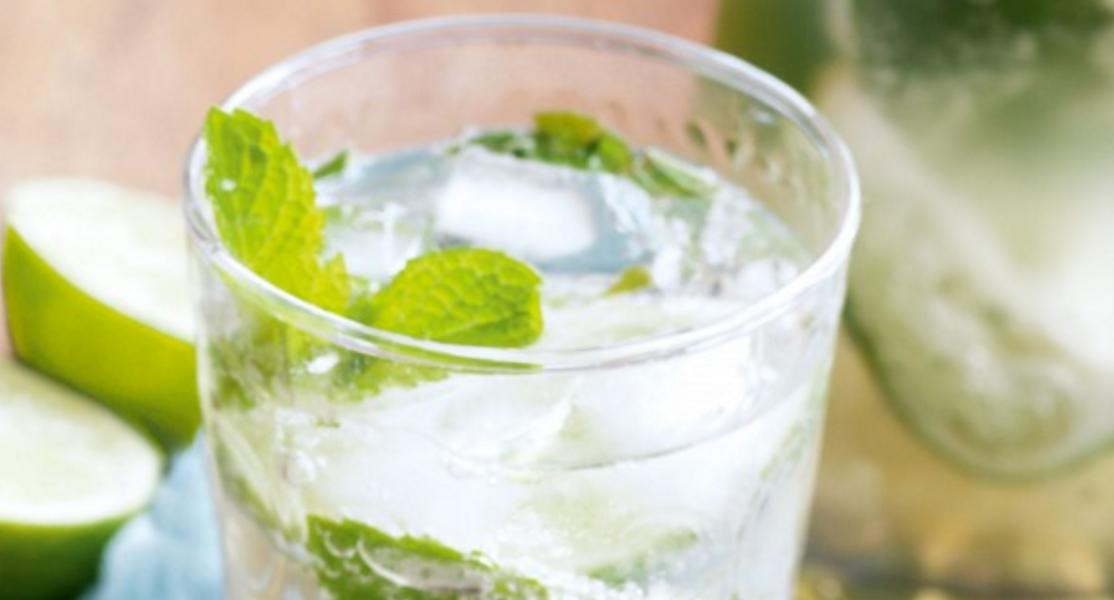 Mint Lime Soda