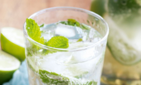 Mint Lime Soda