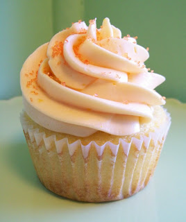 Orange Creamsicle Whipped Cream