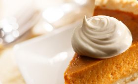 Maple Vanilla Whipped Cream