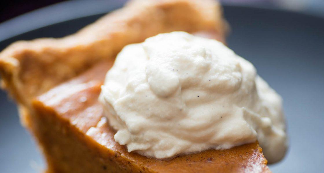 Brown Sugar Whipped Cream