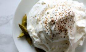 Cardamom Whipped Cream