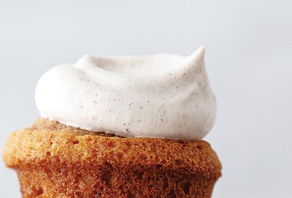 Chai Whipped Cream