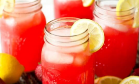 Sparkling Punch Soda Siphon Recipe