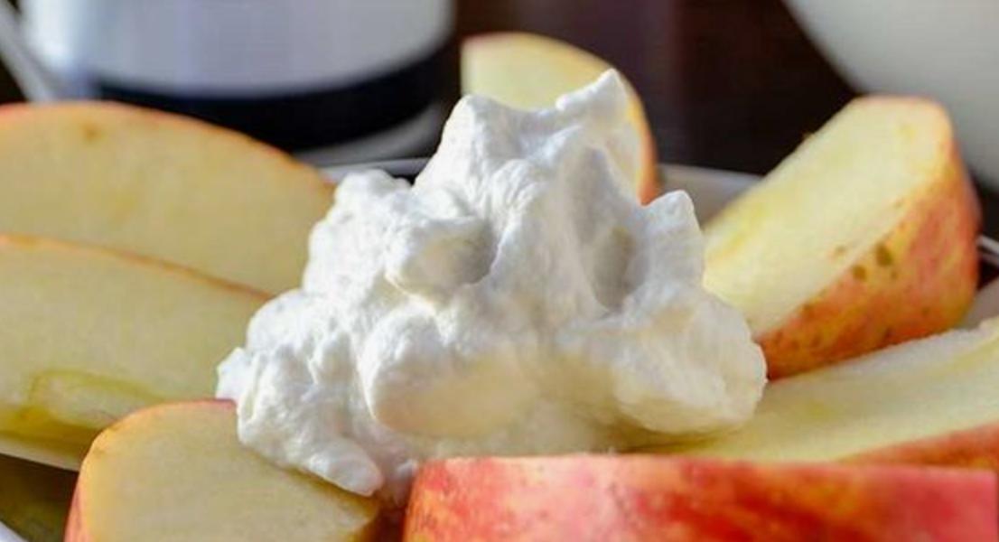 EGGNOG Whipped Cream