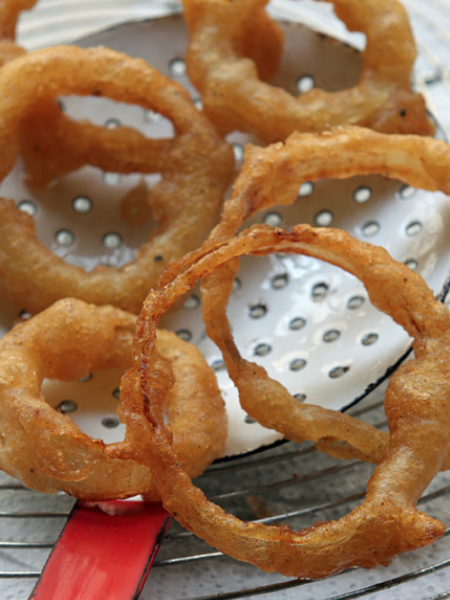 Onion Ring Batter