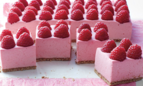 Instant Raspberry Mousse