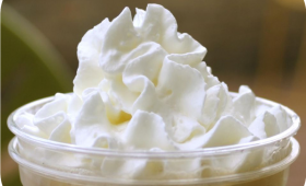 Vegan Whipped Cream
