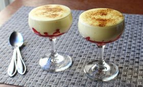 Zabaglione with Fruit