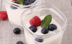 Berry Yoghurt