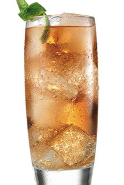 Sparkling Long Island Ice Tea