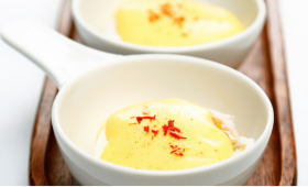 Chilli and Honey Hollandaise