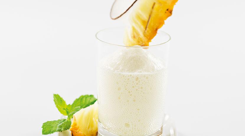 Pineapple-Coconut Espuma