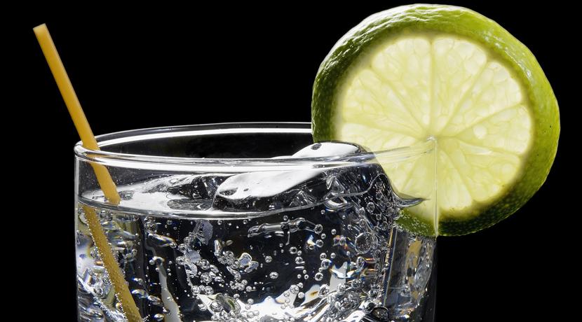 Blue Gin Tea Tonic
