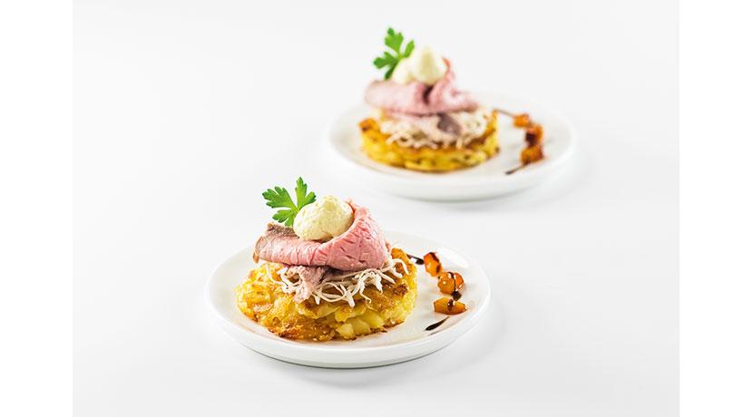 Horseradish Espuma