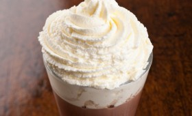 Traditional Sweetened Old Fashioned Whipped Cream
