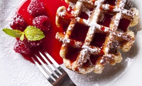 Light Waffles