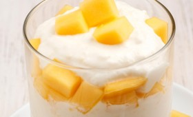 Mango & Coconut Cream