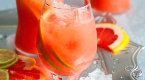 Pink Grapefruit Espuma