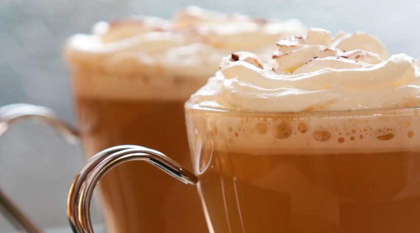 Marzipan Ginger Coffee
