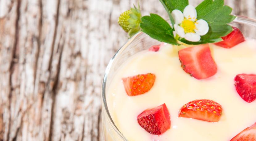 Simple Yogurt Mousse