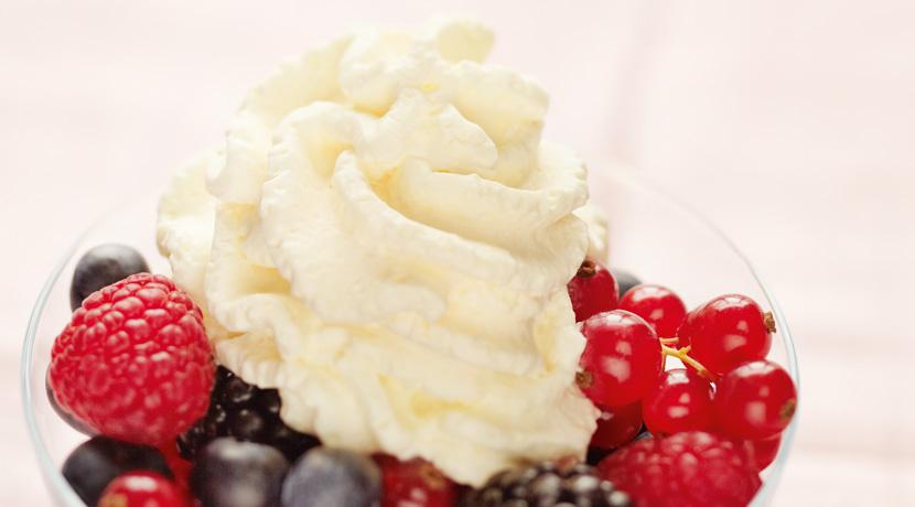 Vanilla Yogurt Cream