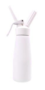 Mosa Full Pint Whip Cream Dispenser- White