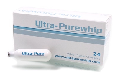 Ultra-Purewhip Whip Cream Chargers - 10 Boxes of 24