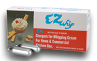 EZ Whip Nitrous Oxide Whipped Cream Chargers