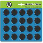 NitroKit Device Replacement Filters- 20 Pack