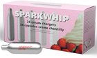 Sparkwhip Austrian Cream Chargers- Case of 600
