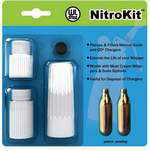 NitroKit Cartridge Piercing and Filter Device- White